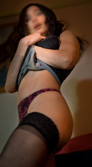 Idelette erotic massage in Sachse