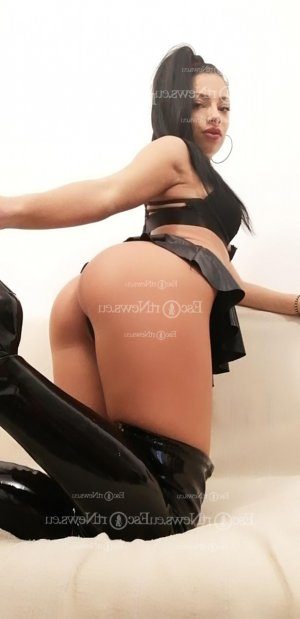 Kim-ly tantra massage in Lafayette LA
